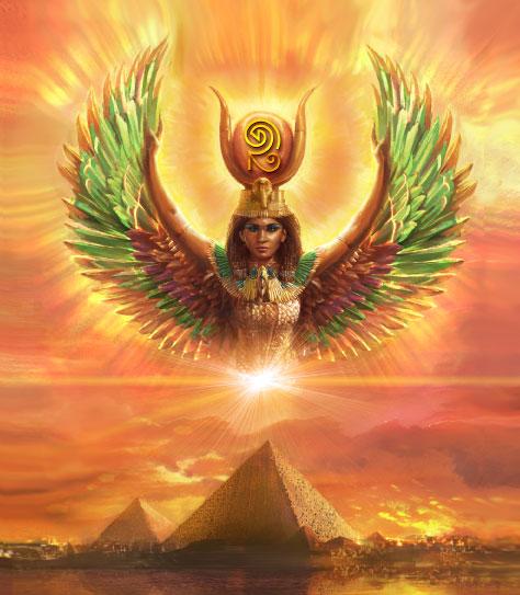 Egyptian Goddess Journal - Dodi Press